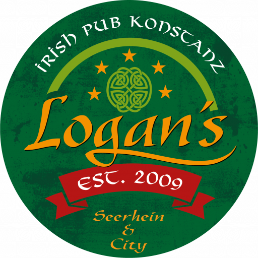 Burger Logans irish Pub